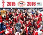PSV Eindhoven, campeão 2015-2016