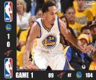 NBA finais 2016, 1º jogo