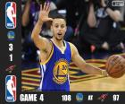 NBA finals 2016, jogo 4