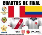 PER - COL, Copa América 2016
