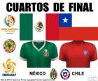 MEX - CHI, Copa América 2016