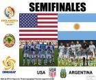 EUA-ARG, Copa América 2016