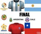 ARG-CHI final Copa América 2016