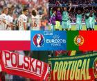 PL-PT, quartas de final Euro 2016