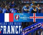 FR-IS, quartas de final Euro 2016