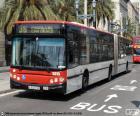 Ônibus urbano de Barcelona