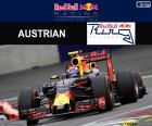 Max Verstappen, G.P Áustria 2016
