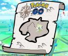 Mapa de Pokémon GO