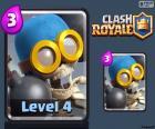 Bombardeiro de Clash Royale