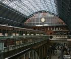 Estação de St. Pancras, Londres