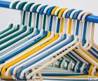 Cabides de guarda-roupa