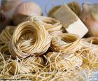 Massa italiana, Espaguete