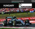 N. Rosberg GP da Hungria de 2016
