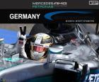 Hamilton GP da Alemanha 2016