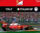 S.Vettel, G.P Itália 2016