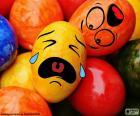 Ovos de Páscoa Smiley