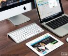 Vários produtos da Apple