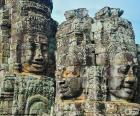 Rostos de pedra, Angkor Wat