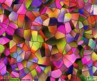 Polígonos de cores