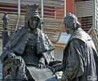 Monumento a Isabel a Católica e Cristóvão Colombo, Granada, Espanha