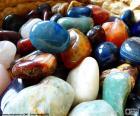 Vários minerais