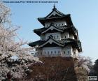 Castelo Hirosaki, Japão