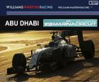 Felipe Massa, GP Abu Dhabi 2016