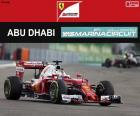 S. Vettel, GP Abu Dhabi 2016
