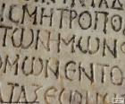Escrita grega antiga