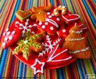 Biscoitos de Natal em casa