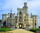 Castelo de Hluboká, República Checa