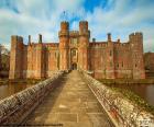 Castelo de Herstmonceux, Reino Unido