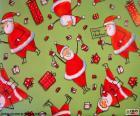 Papel de Papai Noel