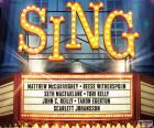 Cartaz de Sing