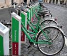 Bikesharing, Roma