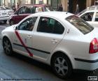 Táxi de Madrid