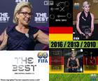 O treinador feminino FIFA 2016