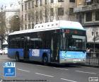 Ônibus urbano de Madrid
