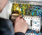 Eletricista quadro de distribuição