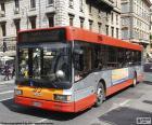 Ônibus urbano de Roma