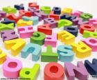 Alfabeto em espiral