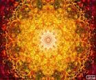 Mandala de flor da vida