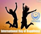 Dia Internacional de felicidade
