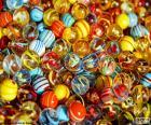 Bolinhas de vidro