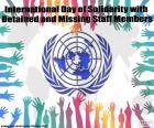 Dia Internacional de Solidariedades aos Funcionários Presos e Desaparecidos