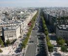 Avenida dos Campos Elísios, Paris
