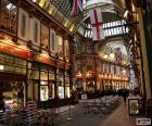 Mercado de Leadenhall, Londres