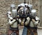 Cavaleiro ferido