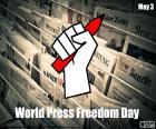 Dia Mundial de liberdade de imprensa