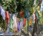 Bandeiras de oração